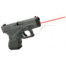 Целеуказатель LaserMax для Glock 26/27 GEN4 червоний