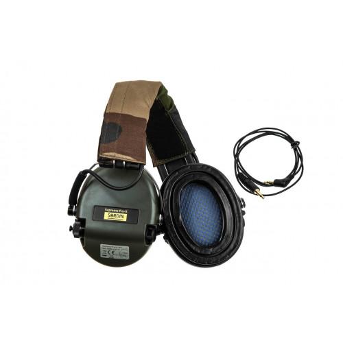 Активні навушники SORDIN Supreme Pro X з LED ліхтарем  - Фото 4