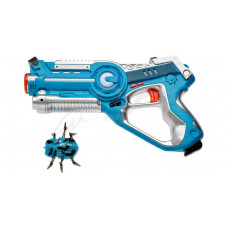 Лазерний пістолет Canhui Toys Laser Gun CSTAR-03 BB8803B з жуком