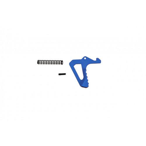 Збільшена лапка для рукоятки заряджання (синя)  - Фото 3