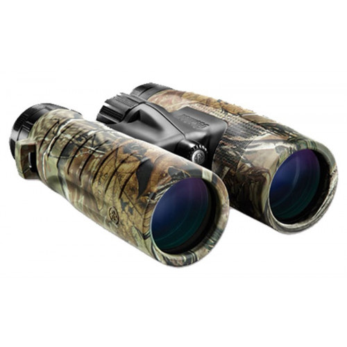 Bushnell 10X42 PERMAFOCUS, ROOF Real Tree AP Camo  - Фото 1