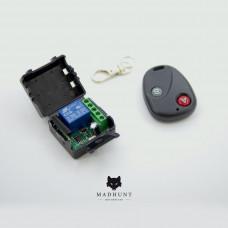 Пульт дистанційного керування Digital DC12V 10A 433 МГц з прийомопередавачем