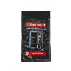 Серветки 'Clean shot' 'Консерваційні', 10шт