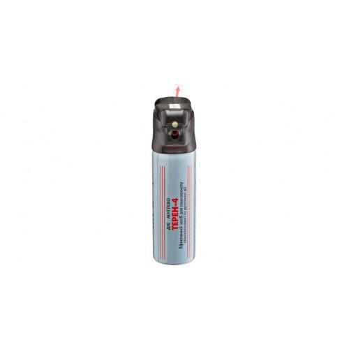 Газовий балончик Еколог 'Терен-4 LED' з ліхтариком  - Фото 1