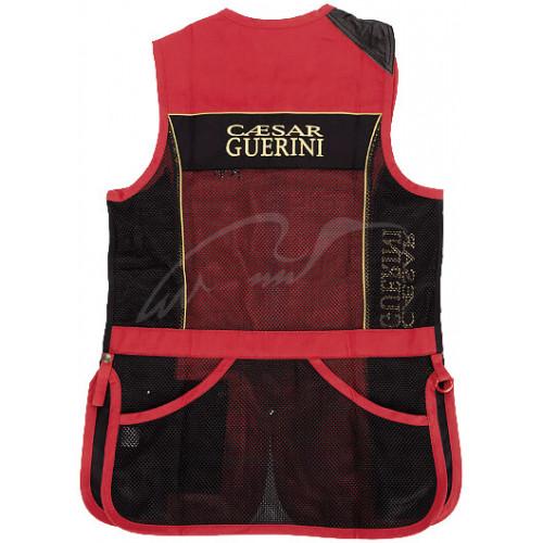Жилет Caesar Guerini RED & BLACK XXXL  - Фото 2