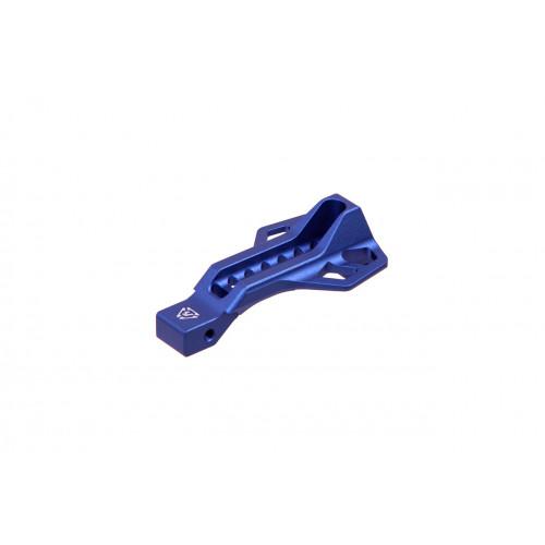 Захисна пластина спускового гачка c майданчиком для пальця (синя)  - Фото 2