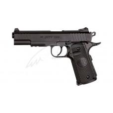 Пістолет пневматичний ASG STI Duty One Blowback. Корпус - метал