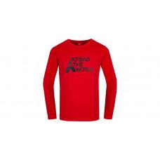 Пуловер Toread TAUH91801. Розмір - 2XL. Колір - червоний