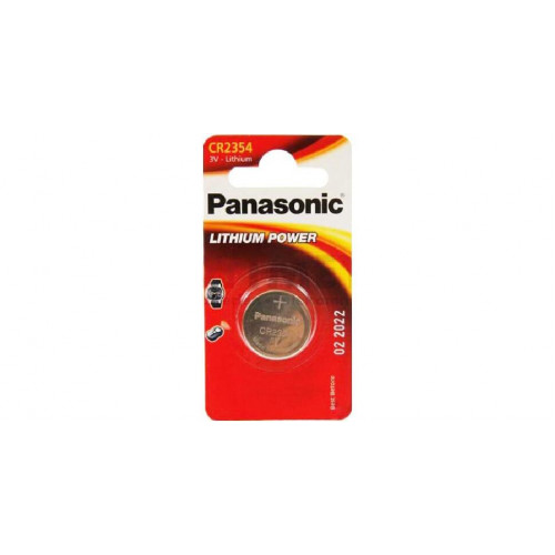 Батарея Panasonic CR2354 BLI 1 LITHIUM  - Фото 1