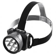 Ліхтар налобний 7 діодів LED 536-7