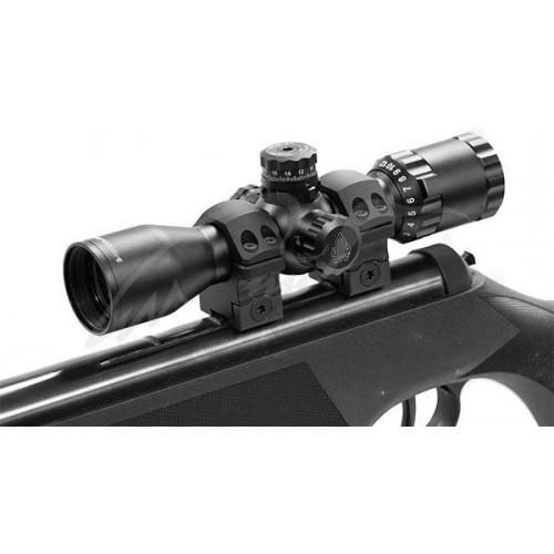 Кільця Leapers UTG PRO P. O. I. d - 25.4 мм Medium. Ластівчин хвіст  - Фото 3