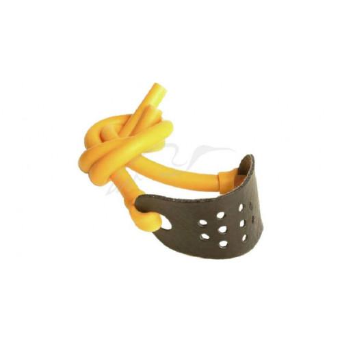 Гумка Man Kung MK-TRY-Long ц:yellow  - Фото 1