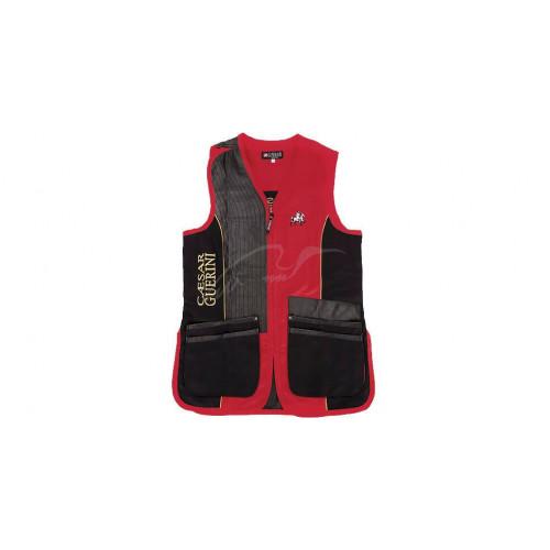 Жилет Caesar Guerini RED & BLACK XXXL  - Фото 1