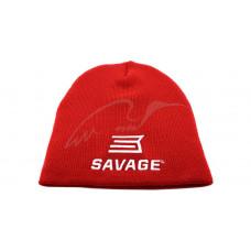 Шапка Savage Beanie hat в'язана ц:червоний