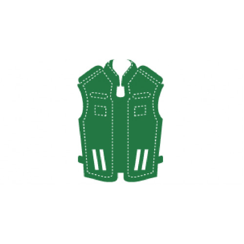 Жилет тактичний TAR Tactical Vest з підсумкими і поясом. баліст. захист 6 кл. ц:мультикам  - Фото 1