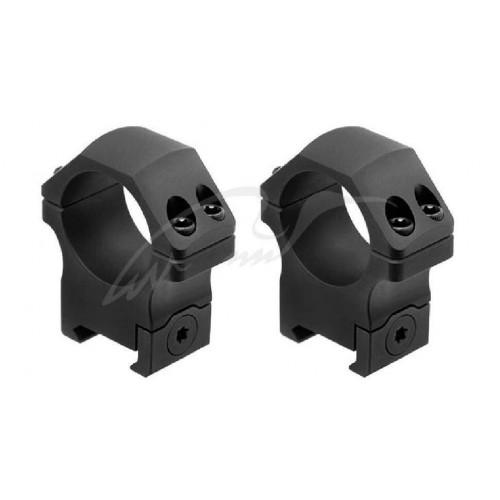 Кільця Leapers UTG PRO P. O. I. d - 30 мм. Medium. Weaver/Picatinny  - Фото 1