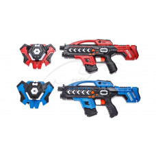 Набір лазерного зброї Canhui Toys Laser Guns CSTAG BB8903F (2 пістолета + 2 жилета)
