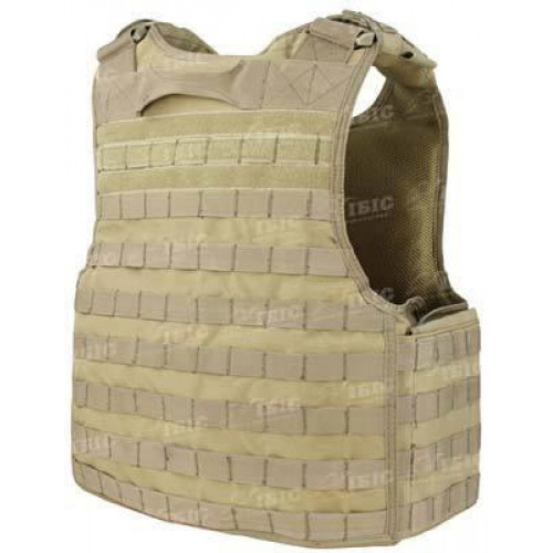 Жилет тактичний Condor Defender Plate Carrier ц:coyote tan  - Фото 2