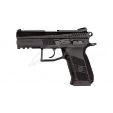 Пістолет пневматичний ASG CZ 75 P-07 Duty Blowback. Корпус - метал