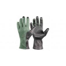 Перчатки Magpul Flight Gloves. Размер - XL. Цвет - серо-зелёный.