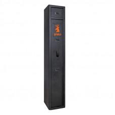 Сейф збройовий SPIKA, малий, 150х25х25 см, 37 кг