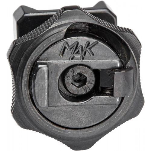 Задня частина поворотного кріплення MAKschwenk для Zeiss ZM/VM на Remington 700/Sauer S100/101/Mauser  - Фото 2