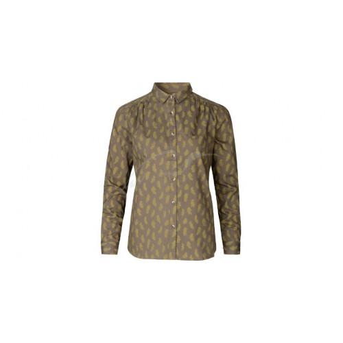 Блуза Seeland Skeet lady. Розмір - L. Колір - оливковий  - Фото 1