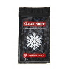 Серветки 'Clean shot' 'Зимова захист', 10шт