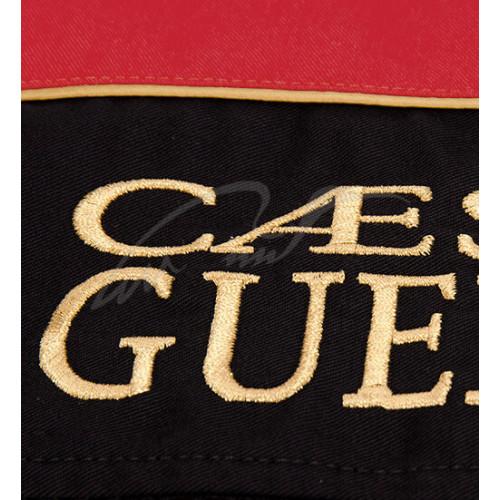 Жилет Caesar Guerini RED & BLACK M  - Фото 4