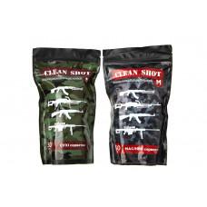 Комплект для чищення 'Clean shot' М, (сухі, масло 50шт)