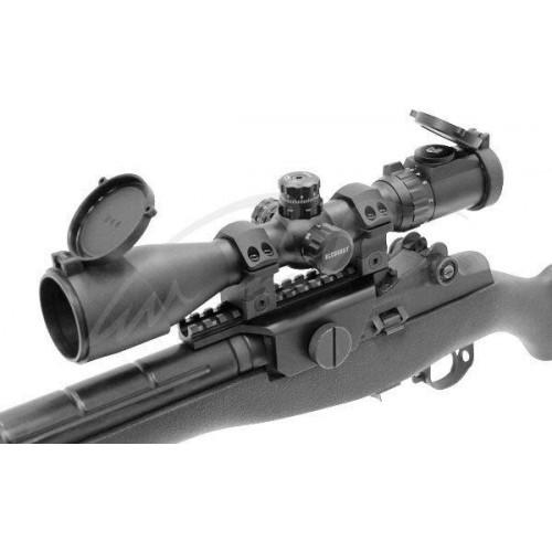 Кільця Leapers UTG PRO P. O. I. d - 30 мм. Medium. Weaver/Picatinny  - Фото 4