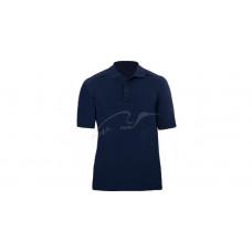 Поло теніска First Tactical L ц:темно-синій