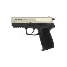 Пістолет стартовий Retay 2022 кал. 9 мм. Колір - satin.