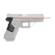 Лазерный целеуказатель Crimson Trace LG-850 на рукоять для GLOCK G4 17/34. Цвет - Красный