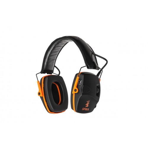 Активні навушники SPIKA, плоскі  - Фото 1