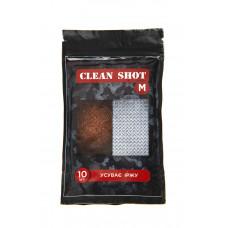 Серветки 'Clean shot' 'Проти іржі', 10шт