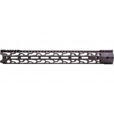Консольне цівку ODIN O2 Lite для AR-10 Довжина - 17,5