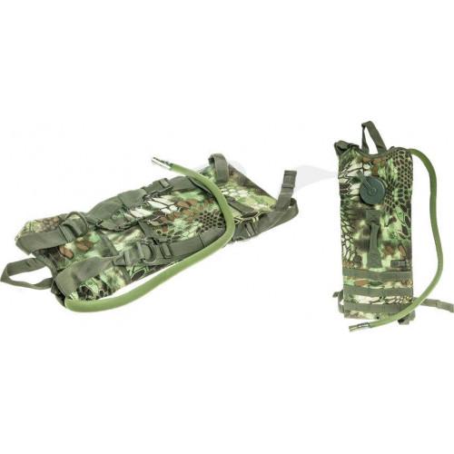 Гидратор Skif Tac с чехлом и крышкой 2,5 литра ц:kryptek green  - Фото 3