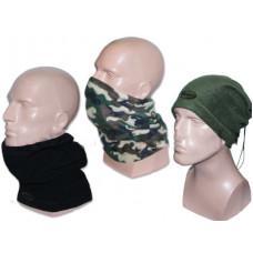 Бафф-шапка з полар-флісу