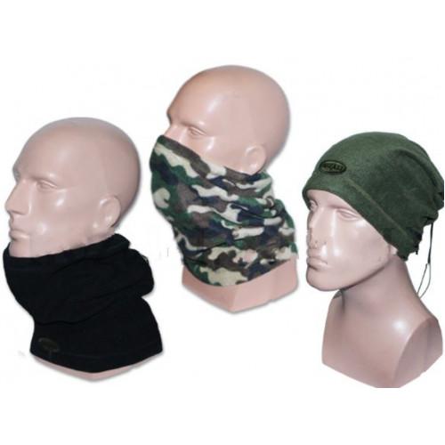 Бафф-шапка з полар-флісу  - Фото 1