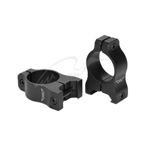 Кільця Warner. Vapor Weaver Fixed Ring 30 мм Medium. 6061 aluminum alloy  - Фото 1