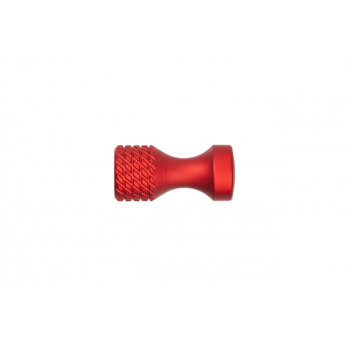 Збільшена рукоятка перезаряджання для RUGER Precision (Червона)  - Фото 3