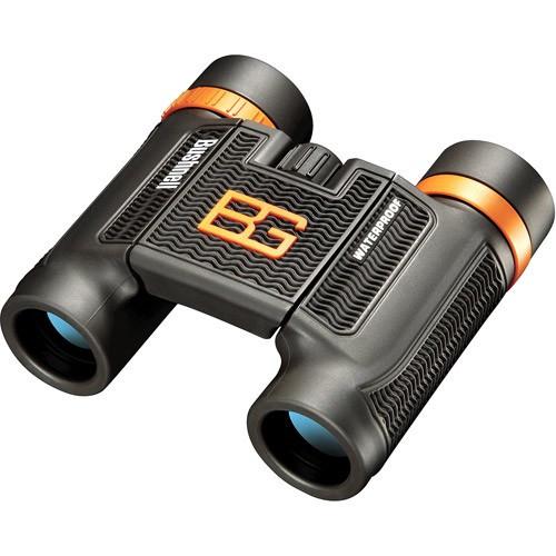 BUSHNELL 8x25Binocular, Bear Grylls Edition , 5L Clam  - Фото 1