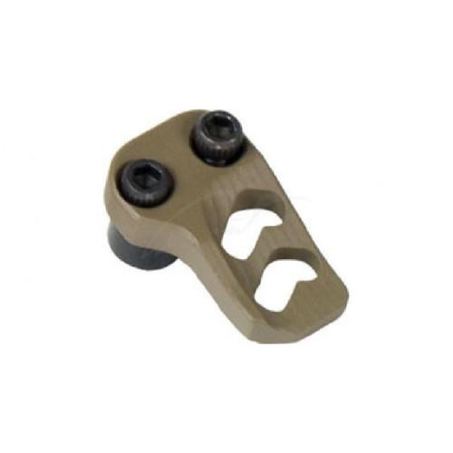 Збільшена клавіша скидання магазина ODIN XMR2 для карабінів на базі AR-15 Колір - Пісочний  - Фото 1