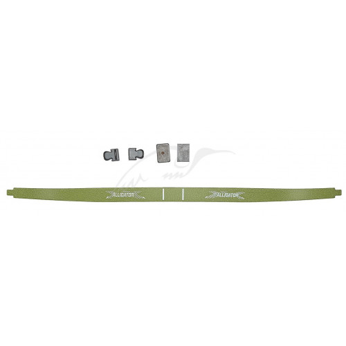 Дуга Man Kung TCS1 18 кг ц:green  - Фото 3