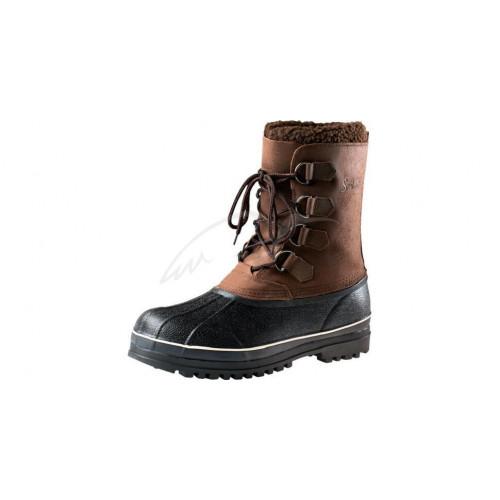 Ботинки Seeland Grizzly Pac 10. Размер - 9. Цвет - коричневый  - Фото 1