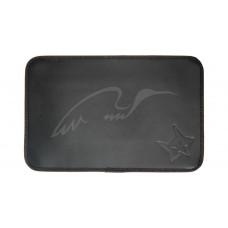 Настільний килимок Fox Leather Mat. Колір - black