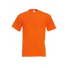 Футболка х/б помаранчева