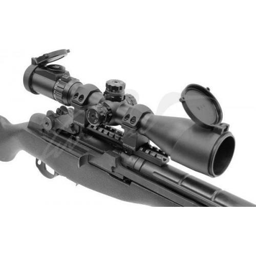 Кільця Leapers UTG PRO P. O. I. d - 30 мм. Medium. Weaver/Picatinny  - Фото 5