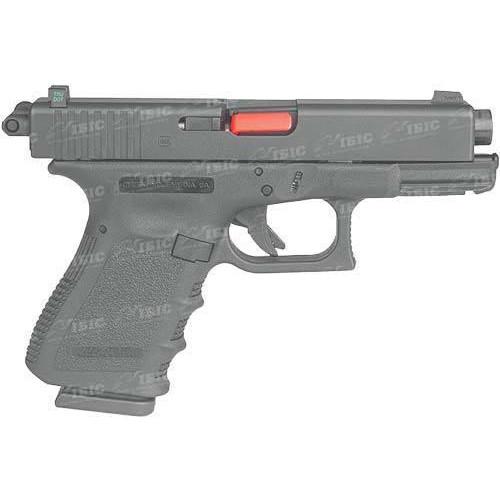 Блокіратор патронника FAB Defense TS-BB для 9мм пістолета (9х19). Колір - червоний  - Фото 2